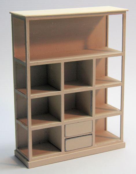 007 Bookcase Display rack 1_12