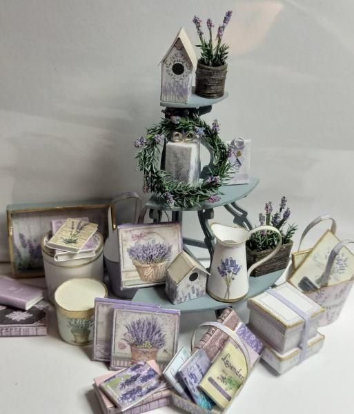 144 Lavender Collection