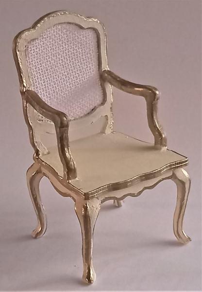 161 Louis XV chair