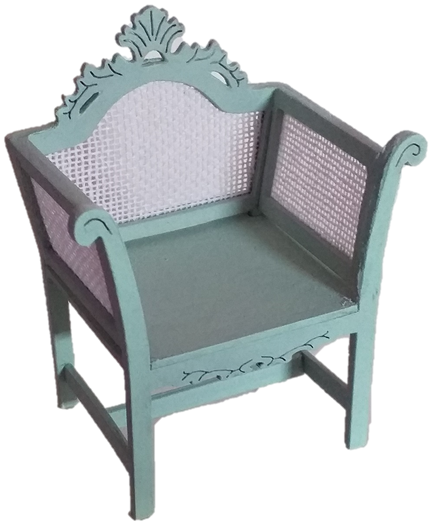 189 Vintage French chair