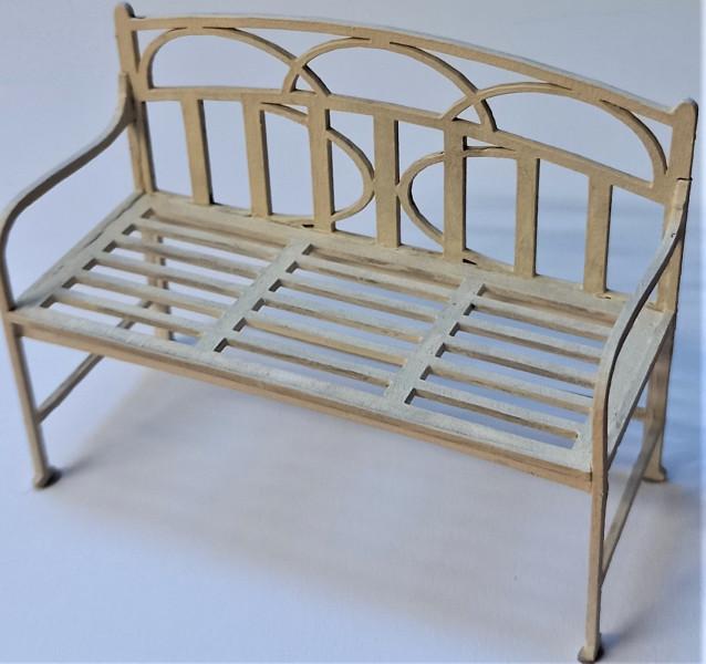 191 Art Deco bench