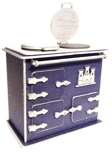 196 Vintage range cooker