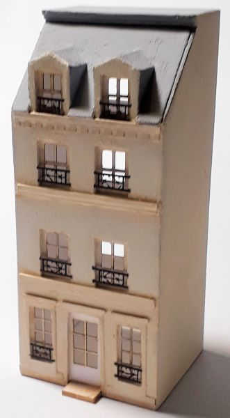 4007 1_144 Paris townhouse