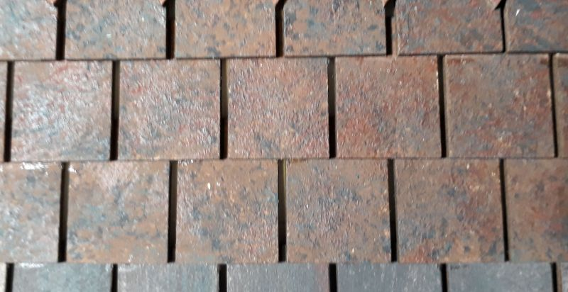 4018 1:144 Roof tiles square