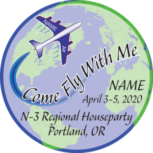 2020 Portland, OR - All Scales Houseparty @ Sheraton Portland Airport Hotel